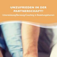 Folder: Unzufrieden in der Partnerschaft