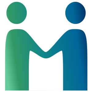 """""""You cannot shake hands with a clenched fist"""" – Indira Ghandi (Mit einer geballten Faust kann man sich nicht die Hände schütteln) - Bildquelle: Wikimedia Coomons"""