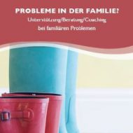Folder: Probleme in der Familien?